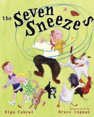 The Seven Sneezes Golden Books