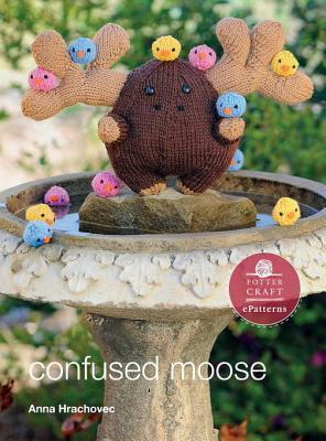 Confused Moose: E-Pattern from Knitting Mochimochi Anna Hrachovec
