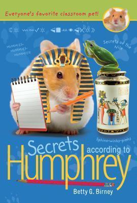 Secrets According to Humphrey (According to Humphrey, #10)  by  Betty G. Birney