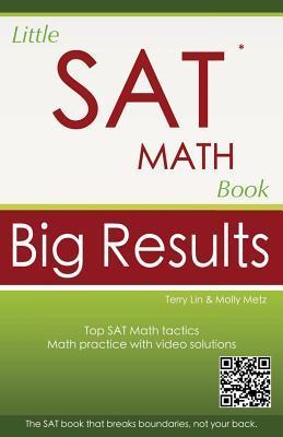 Little SAT Math Book Big Results Terry R Lin