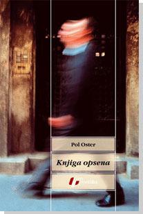 Knjiga opsena  by  Paul Auster