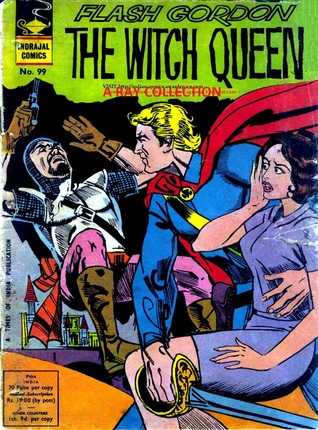 Flash-The Witch Queen ( Indrajal Comics No. 099 ) Alex Raymond