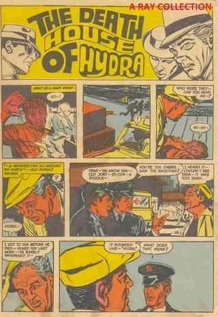 Phantom-The Death House of Hydra ( Indrajal Comics No. 133 ) Lee Falk
