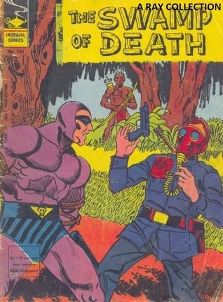 Phantom-Swamp of Death ( Indrajal Comics No. 201 ) Lee Falk