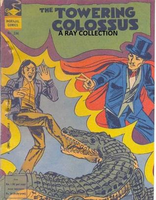 Mandrake-Towering Colossus ( Indrajal Comics No. 236 )  by  Lee Falk