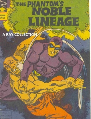 The Phantoms Noble Lineage ( Indrajal Comics No. 254 ) Larry Wilde