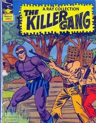 Phantom-The Killer Gang ( Indrajal Comics No. 260 ) Lee Falk