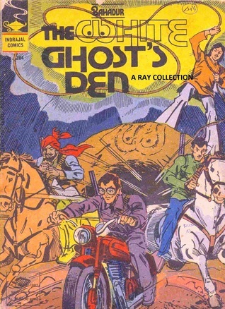Bahadur-The White Ghosts Den ( Indrajal Comics No. 284 )  by  Aabid Surti