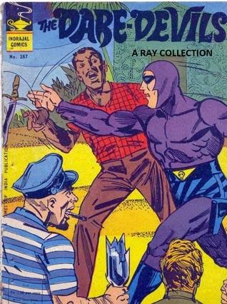 Phantom-Dare Devil ( Indrajal Comics No. 287 ) Lee Falk