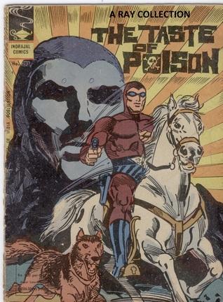 Phantom-The Taste Of Poison ( Indrajal Comics No. 293 )  by  Lee Falk