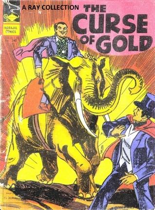 Mandrake-The Curse of Gold ( Indrajal Comics No. 340 ) Lee Falk