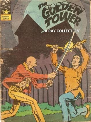 Bahadur-The Golden Tower ( Indrajal Comics No. 374 ) Aabid Surti