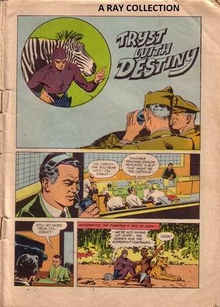 Phantom-Tryst With Destiny ( Indrajal Comics Vol 21 No 33 )  by  Lee Falk