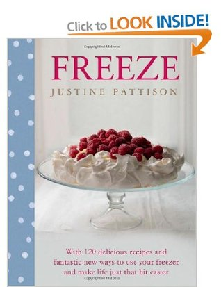 Freeze  by  Justine Pattison