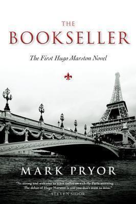 The Bookseller Mark Pryor