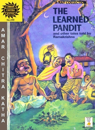 The Learned Pandit Other Tales ( Amar Chitra Katha 249 ) Anant Pai