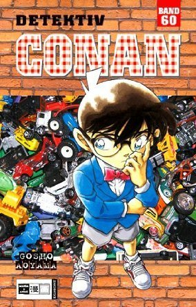 Detektiv Conan 60 Gosho Aoyama