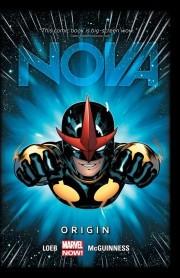 Nova: Origin  by  Jeph Loeb