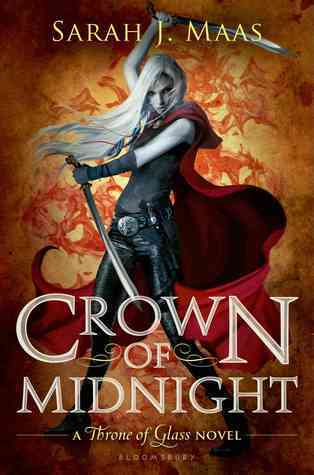 Crown of Midnight (Throne of Glass, #2)  by  Sarah J. Maas