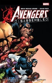 Avengers: Disassembled  by  Brian Michael Bendis