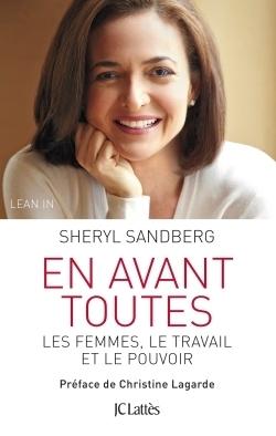 En avant toutes Sheryl Sandberg