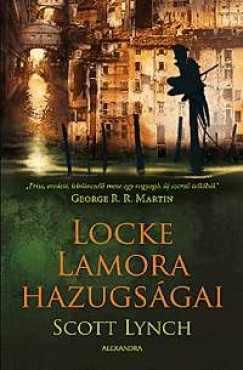 Locke Lamora hazugságai (Gentleman Bastard, #1) Scott Lynch