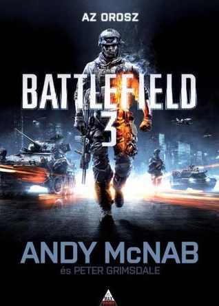 Battlefield 3: Az orosz  by  Andy McNab
