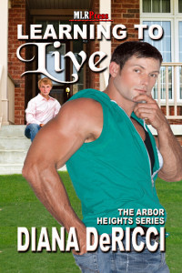 Learning To Live (Arbor Heights #5) Diana DeRicci
