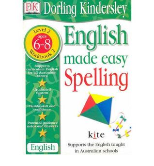 English Made Easy: Spelling Years 2-3 Su Hurrell