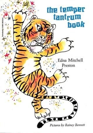 The Temper Tantrum Book Edna Mitchell Preston