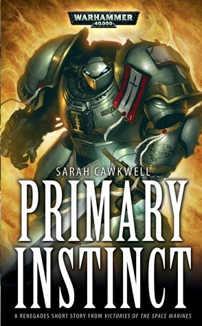 Primary Instinct  by  Sarah Cawkwell