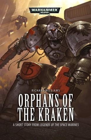 Orphans of the Kraken Richard Williams
