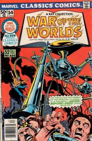 War of the Worlds (Marvel Classics Comics #14) Marvel Comics