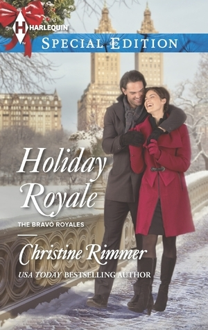 Holiday Royale  by  Christine Rimmer