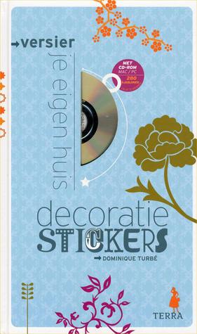 Decoratie Stickers Dominique Turbe