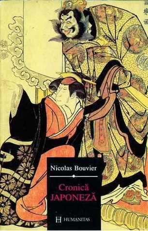 Cronică japoneză Nicolas Bouvier