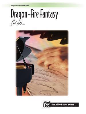 Dragon-Fire Fantasy Carol Matz