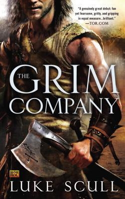 The Grim Company  by  Luke Scull