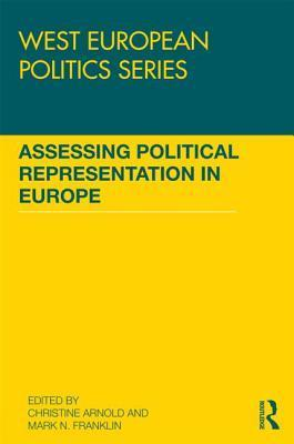 Assessing Political Representation in Europe Christine Arnold