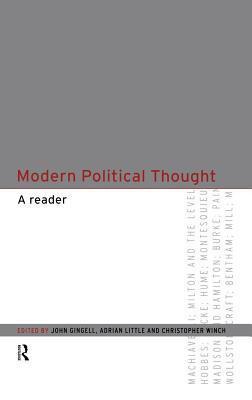 Modern Political Thought: A Reader John Gingell
