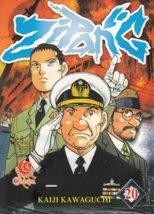 Zipang Vol. 20 Kaiji Kawaguchi