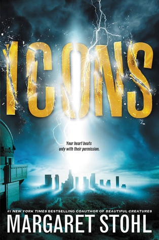 Icons (Icons #1) Margaret Stohl