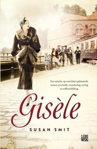 Gisèle  by  Susan Smit