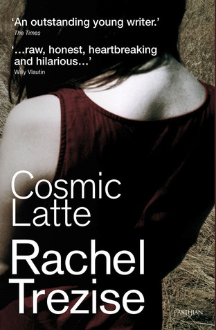 Cosmic Latte  by  Rachel Trezise