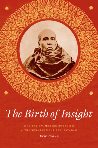The Birth of Insight: Meditation, Modern Buddhism, and the Burmese Monk Ledi Sayadaw Erik Braun