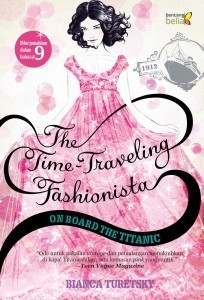 Time Traveling Fashionista: On Board The Titanic  by  Bianca Turetsky