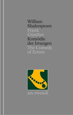 Komödie der Irrungen (Gesamtausgabe, #1) William Shakespeare