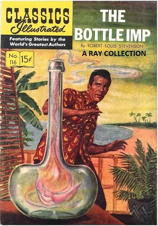 The Bottle Imp Classic Comic Store Ltd