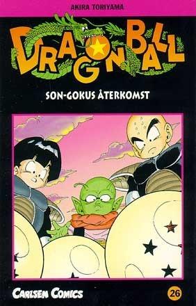 Dragon Ball, 26 Son-Gokus återkomst (Dragon Ball Z, #10) Akira Toriyama