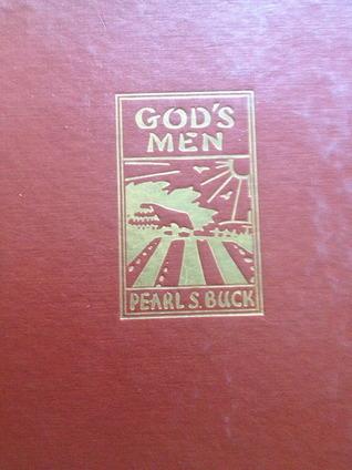 Gods Men  by  Pearl S. Buck